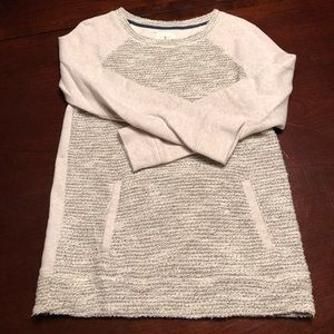 LOFT Lou & Grey Textured Sweatshirt